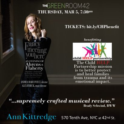 Ann is bringing her highly acclaimed show to the West Coast